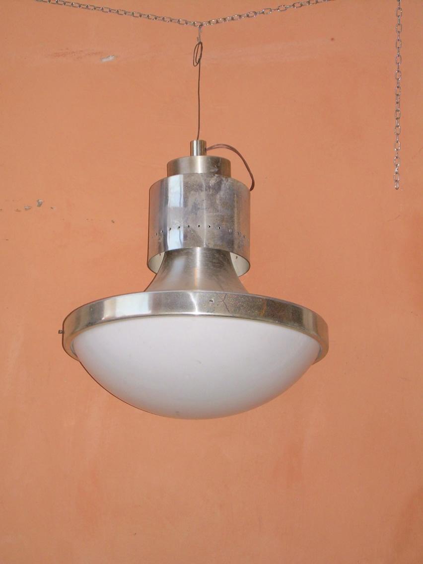 lampadario alluminio e plexiglas_rextauro.info